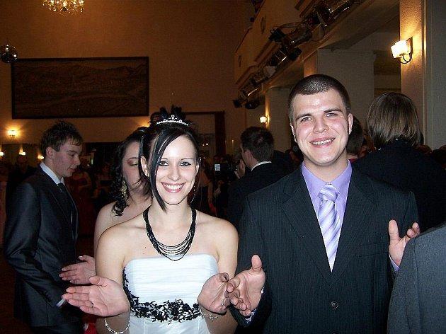 Maturitní ples berounské manažerské akademie