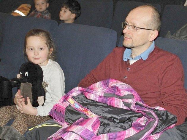 Doprovodný program Trilobitů Beroun - dopolední část pro nejmenší děti.