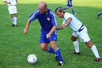 Fotbalisté Sparty Krč přijedou na turnaj do Berouna obhajovat loňské prvenství.