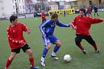 Fotbal - příprava: Vyšehrad - Hořovicko 4:2 (0:2)