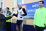Z 21. ročníku běžeckého závodu Králodvorský čtverec v Králově Dvoře.