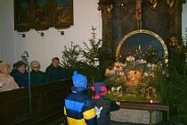 Kostel Narození sv. Jana Křtitele v Osově