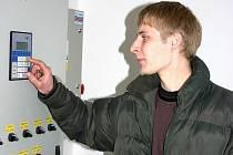 V Měňanech zkoušejí ekologický způsob vytápění