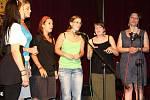 Závěrečný koncert žáků SZUŠ Dr. Lidinské