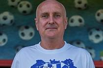 Miroslav Nesnídal, trenér FK Komárov.