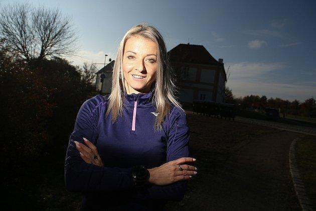 Kateřina Kašparová.