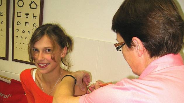 Očkování proti dětské obrně je jedním z  nejstarších očkování, které se nyní aplikuje injekční formou