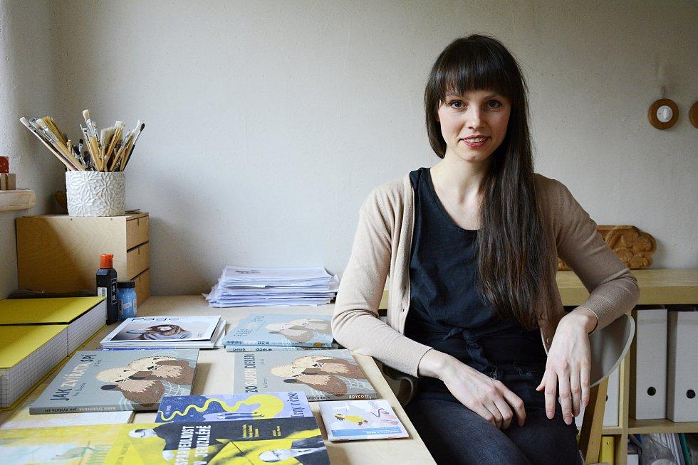 Marie Štumfová.