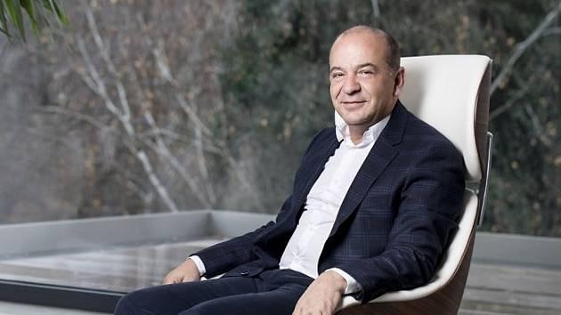 Podnikatel roku 2018 Středočeského kraje Sotirios Zavalianis.