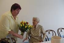 104. narozeniny Anny Švestkové