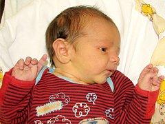 Petr Sváček je jméno chlapce, který se narodil 21. února. Sestřičky mu po porodu naměřily 3,89 kilogramu a 53 centimetry. O chlapečka budou kromě maminky Heleny a tatínka Petra v Berouně pečovat i sestřičky Elenka (5) a Jasmínka (2).