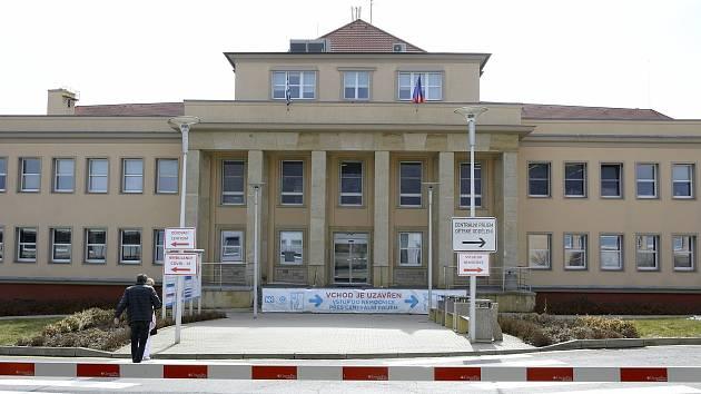 Nemocnice Hořovice.