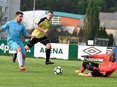 Po výhře nad Chlumcem povede kapitán Králova Dvora B Petr Dochtor tým do zápasu v Hýskově.