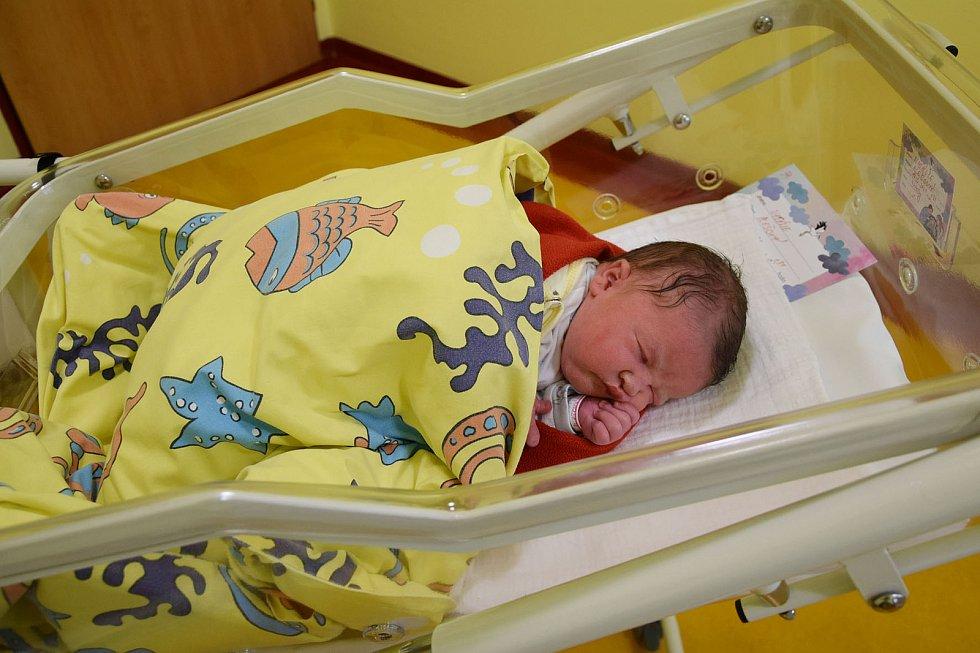 Natálie Alešová se manželům Lucii a Bohumilovi narodila v benešovské nemocnici 17. června 2021 ve 2.31 hodin, vážila 3440 gramů. Doma v Mirošovicích na ni čeká bratr Daniel (3).