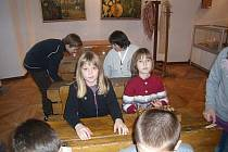 Žáci z berounské školy na Závodi navštívili muzeum