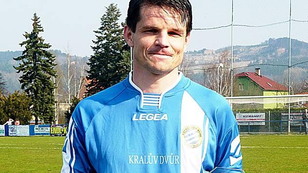 Jiří Sabou patří k oporám Cábelíků.