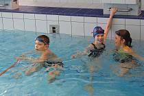 Městský bazén Hořovice je ve zkušebním provozu