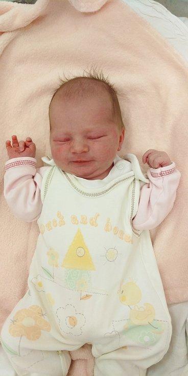 Viktorka Nováková se narodila 11. května 2021 ve 4. 17 hodin v čáslavské porodnici. Pyšnila se porodní váhou 3330 gramů a délkou 50 centimetrů. Doma ve Vlačicích ji přivítali maminka Michaela, tatínek Radko a tříletý bráška Matěj.