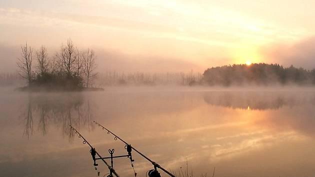 Rybářská idylka