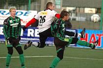 Fotbalisté Plzně remizovali v utkání Tipsport ligy se Sokolovem 2:2