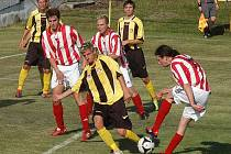 Fotbalisté Cerhovic předvedli v závěru obrat a nakonec premiéru v I.A třídě vyhráli 2:1.