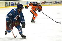 Play-off krajské hokejové ligy se blíží.