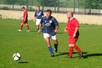 Fotbal,I:A třída: Kněževes-FK Hořovicko B 1:9