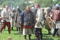 Velká bitva u řeky v Nižboru
