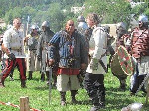 Velká bitva na břehu řeky Berounky
