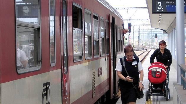 Vlakové nádraží Zdice