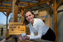 Partnerem obce Trubská v přípravách komunitního centra je lesní školka Studánka, kterou zastupuje Sandra Černá.