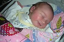 AMÁLIE přišla na svět 18. ledna 2018, vážila 3,51 kg a měřila rovných 50 cm. Rodiče si prvorozenou dcerku Amálku odvezli domů do Prahy.