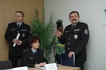 Šéf krajského policejního ředitelství Václav Kučera