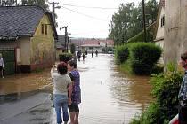 Povodeň v Bykoši