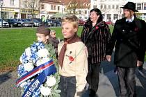Berouňané připomněli vznik Československého státu