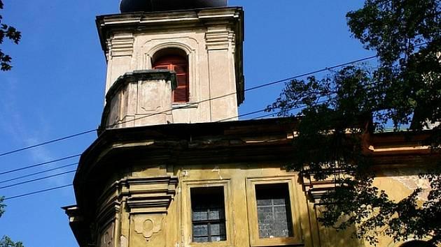 Zchátralý objekt chrámu volal po nutných opravách již několik let.