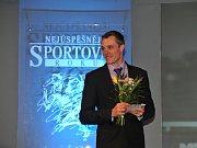 Vyhlášení ankety Nejúspěšnější sportovec kraje 2015.