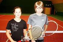Lucie Knapková a Adam Potůček