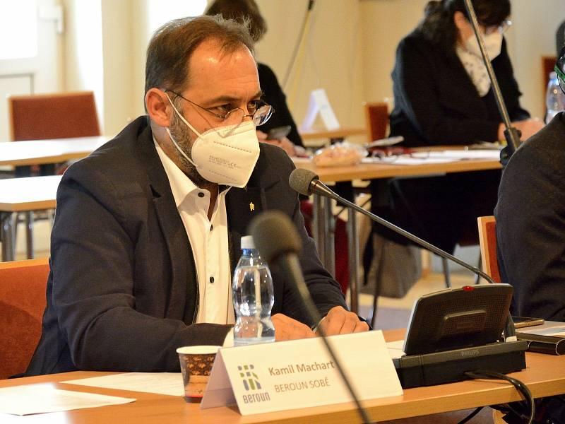 Ze zasedání zastupitelstva města Beroun.