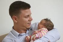 Ella Vrátná se narodila v Hořovicích 2. září v 8:20 a měřila 3160 gramů. Domů do Králova Dvora si ji odveze maminka Jitka a tatínek Aleš.