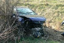 Dopravní nehoda na D5