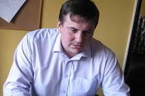 Místostarosta Králova Dvora Petr Vychodil