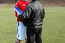 Fotbalista okresu 2012: Luděk Kaufman