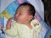 S VÁHOU 3,20 kg a mírou 46 cm se 9. března 2018 se narodila Leontýnka Novotná, první miminko Dany Vytiskové a Marka Novotného z Mníšku pod Brdy.