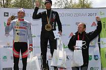 Sportovec Berounska 2016 se chystá na triatlony i létě.