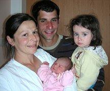 O čtvrtého člena se rozrostla rodina Kateřiny a Michala ze Srbska. V neděli 22. dubna se rodičům narodila druhá dcerka Anna Kronová, která vážila po porodu 2,80 kg a měřila 48 cm. Aničku bude dětským světem provázet sestřička Amélie (1,5).