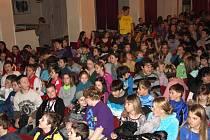 Na Plzeňce se pořádá i řada akcí pro děti.