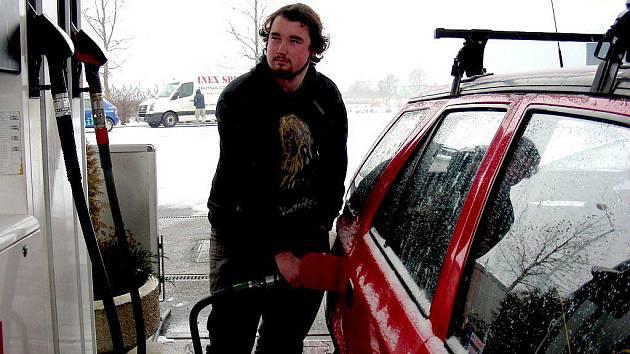 Ceny pohonných hmot se zvýšily