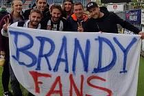 Dočkají se Brandy fans dalšího snímku ze hřiště?