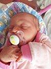 Kateřina Součková z Hořovic se narodila 11. dubna 2019, vážila 3,18 kg, měřila 46 cm a přesto, že přišla na svět o tři týdny dříve, má se čile k světu a papá nejvíce ze všech miminek. Z holčičky se radují manželé Jiří a Iva, sestřička Libuška (2,5).
